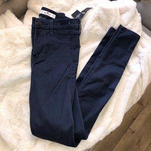 Hollister Skinny Jean Legging Jeggings Size 0 / 24